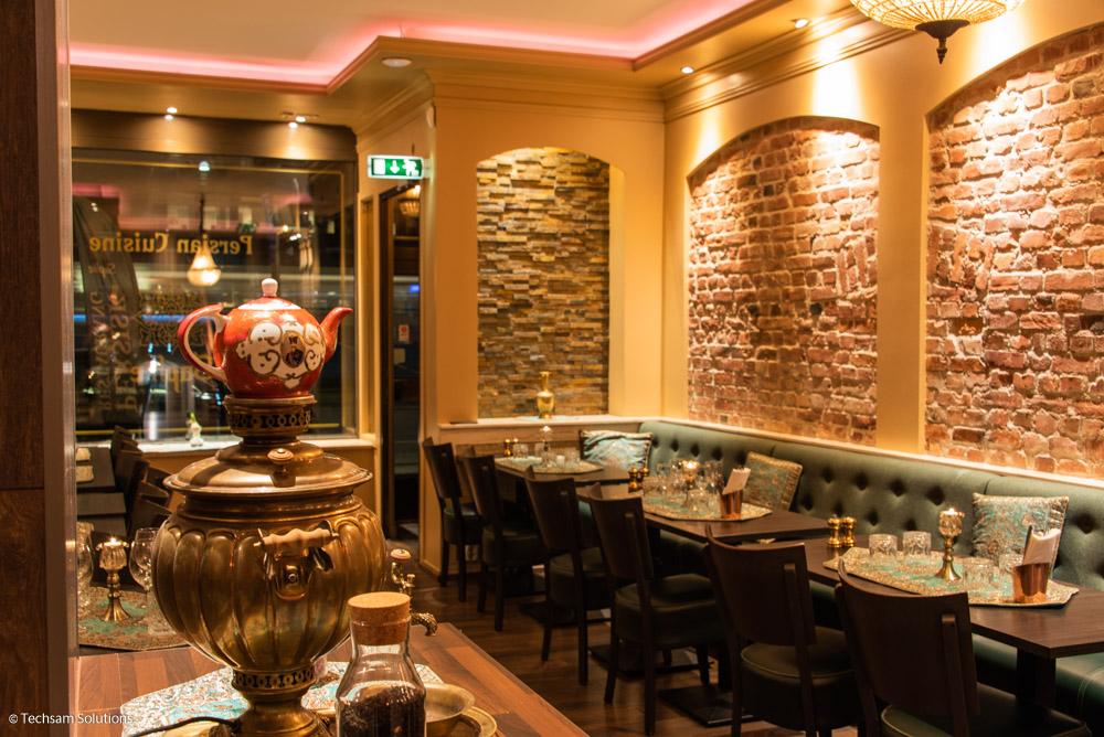 Persisk restaurang göteborg